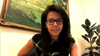 Paris Deputy Mayor Audrey Pulvar
