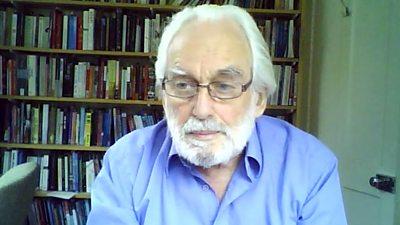 Stewart Britten, retired doctor