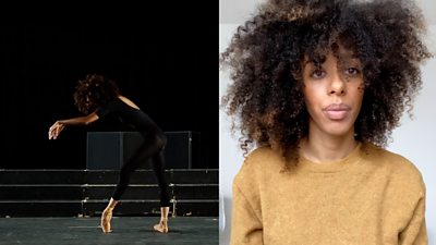 Racism in ballet: Black dancer's 'humiliation' at racist comments thumbnail