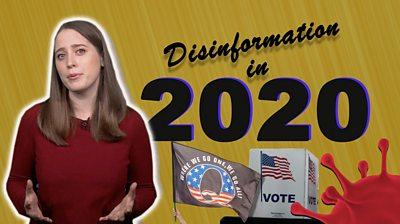 Disinformation expert Olga Robinson