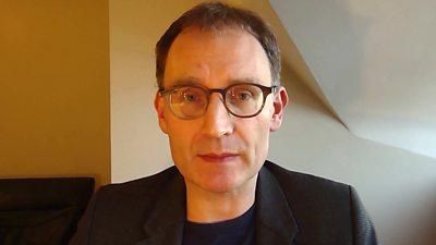 Prof Neil Ferguson, epidemiologist