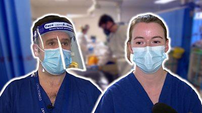 QA hospital staff