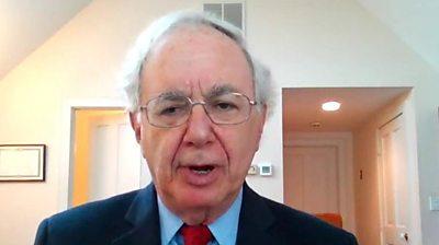 Prof Bruce Ackerman, Yale law school