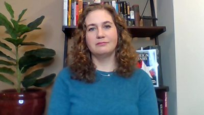 Dr Jennifer Nuzzo, global health security expert