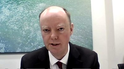 Prof Chris Whitty
