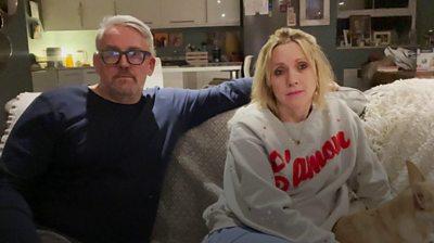 Emma and her husband