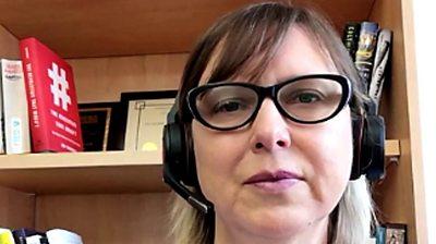 Dr Jen Schradie, digital sociologist