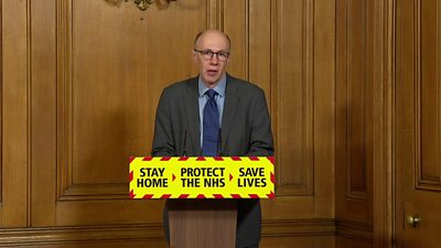 NHS England National Medical Director, Professor Stephen Powis