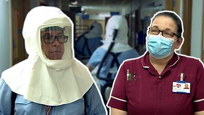Southampton hospital staff