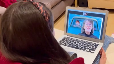 How online bedtime stories keep grandparents connected