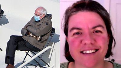 Bernie sanders, Jen Ellis