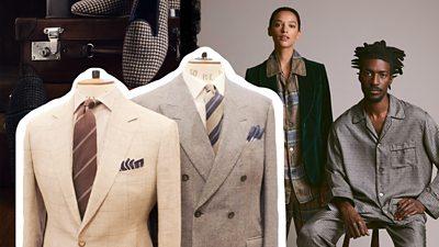 Savile Row loungewear