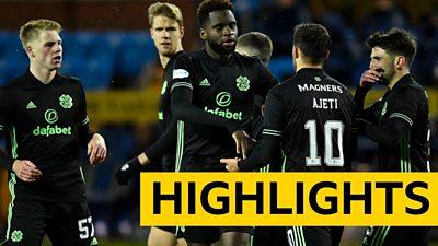 Kilmarnock 0-4 Celtic