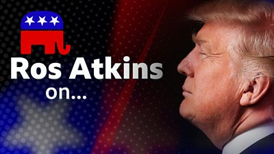 Ros Atkins looks at the decisions Republicans face over Trump's role in the storming of the Capitol.