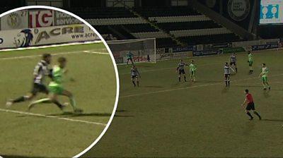 """The Sportscene team analyse Celtic's """"extremely harsh"""" penalty against St Mirren."""