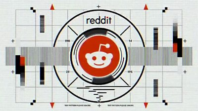 A Reddit testcard