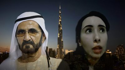 Princess Latifa: Jailed in Dubai by my father