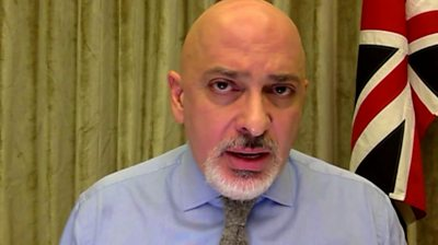 Vaccines Minister Nadhim Zahawi has also confirmed that schools in England will reopen on 8 March.