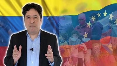 BBC Monitoring's Latin America expert Luis Fajardo
