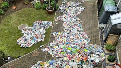 United Kingdom made from litter
