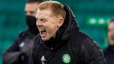 Watch: How Lennon's second spell unfolded