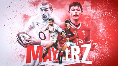 Jonny May & Louis Rees-Zammit