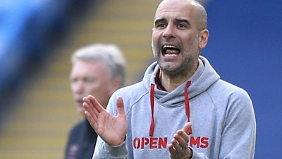 'Big congratulations' - Guardiola praises Manchester City after 'real tough' win