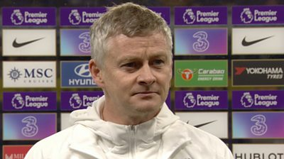 If that's a natural position then I'm blind - Solskjaer on United penalty claim