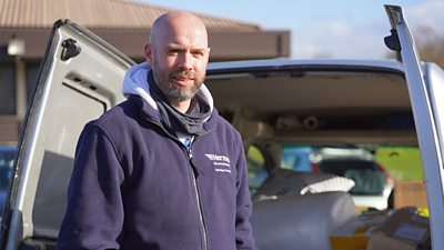 Courier drivers: 'Our industry been working through a perfect storm'