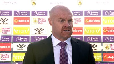 Burnley 1-1 Arsenal: Sean Dyche says 'VAR did its job' after Pieters red card