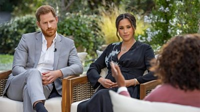 Oprah interview: Meghan on mental health, Archie and royal life