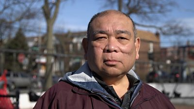 Anti-Asian violence: 'He slashed me from cheek-to-cheek'