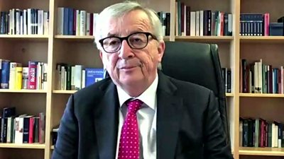 Jean-Claude Juncker, former president of the European Commission