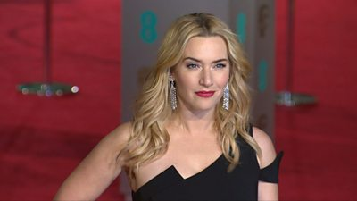 Oscar winning actress Kate Winslet's latest role sees her as the 19th century fossil hunter Mary Anning.