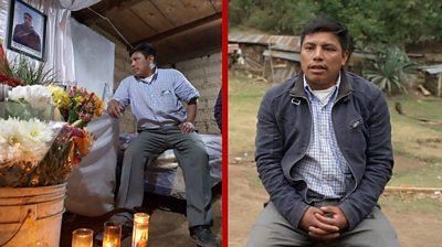 Guatemalan father
