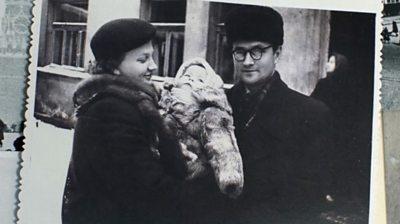 Ieva Lesinska: 'I found out that my father was a spy'