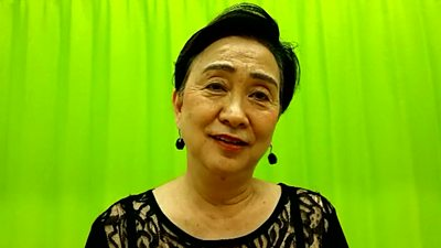 Emily Lau, ex-Democratic Party chairperson