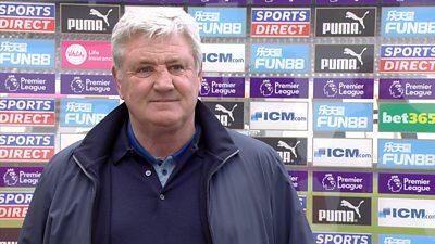 Newcastle United 2-2 Tottenham Hotspur: Defensive instability gave Newcastle hope - Jose Mourinho thumbnail
