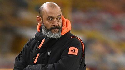 Wolves 2-3 West Ham United: Nuno Espirito Santo says slow starts costing Wolves matches thumbnail