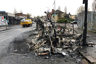 Belfast rioting reaction: 'We're lucky there wasn't a fatality'