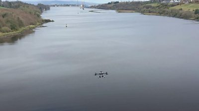 A new fleet of drones is helping to assist with search-and-rescue operations in the north west.