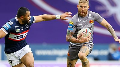 Highlights: Catalans 26-6 Wakefield