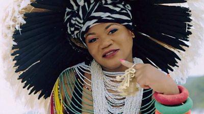 South African singer/songwriter Busiswa Gqulu