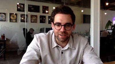 George James, CEO of Be-Hookd Digital