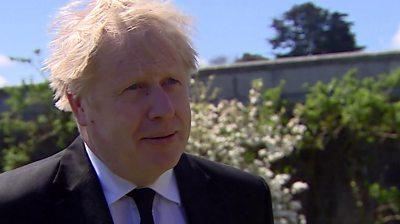 Lobbying row: Johnson says we should 'unravel it'