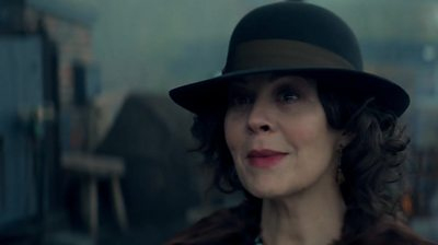 Helen McCrory as Polly Gray in Peaky Blinders