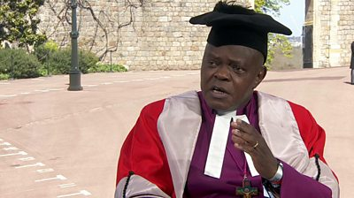The Most Reverend John Sentamu