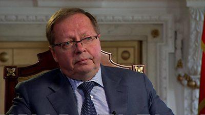 Andrei Kelin, Russian Ambassador to the UK