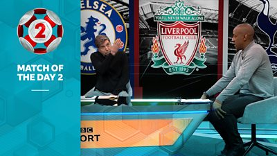 European Super League: Dion Dublin, Danny Murphy and Mark Chapman discuss the new plans - bbc