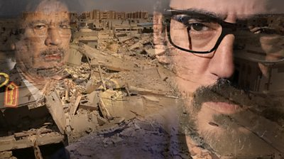 Libya: Ten years on the front line